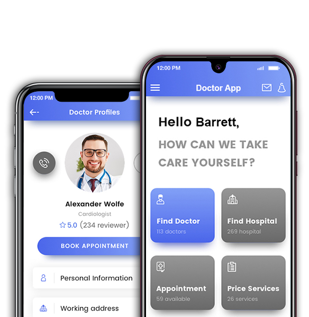 Doctor On Demand App | On-Demand Doctor App Development