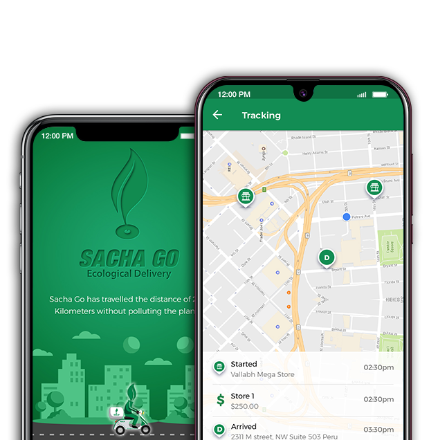 Courier Delivery App | On-Demand Courier Delivery App