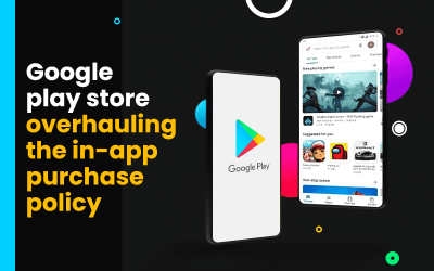 Google play store overhauling the in-app purchase policy