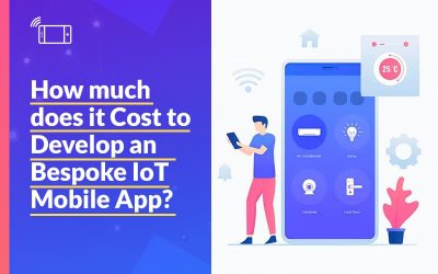 How much does it Cost to Develop an Bespoke IoT Mobile App