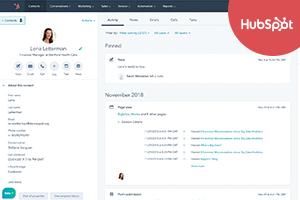 HubSpot CRM Software