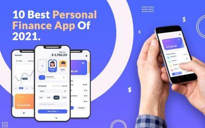 Top 10 Best Personal Finance App Of 2021
