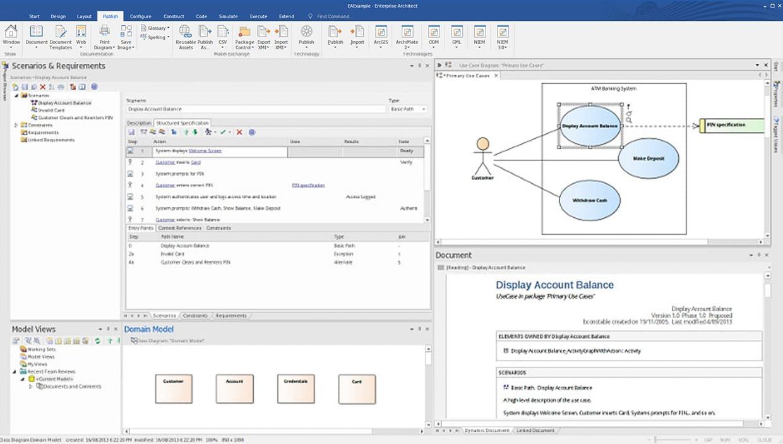 Enterprise Architecture Software Solution