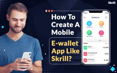 How to create a mobile e-wallet app like Skrill