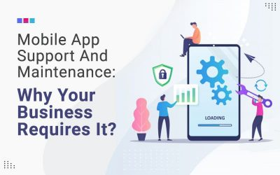 mobile app support and maintenance why your business requires it